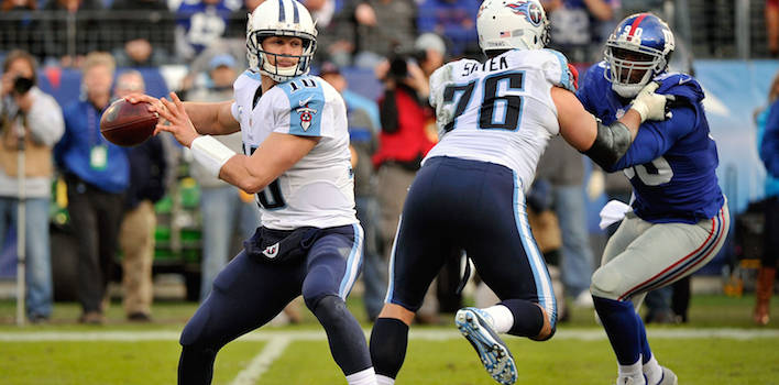 Tennessee Titans' Jake Locker Retires From The NFL