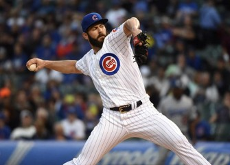 Cubs Fall To Dodgers 5-0 At Home In First Jake Arrieta Start Loss Since July 2015