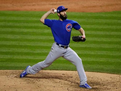Jake Arrieta, Phillies Reportedly Agree To Three-Year, $75M Deal;