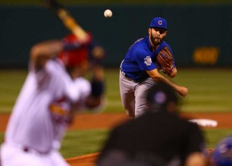 Jake Arrieta Has Strong Season Debut In Cubs' 2-1, Series-Tying Win Over Cardinals: Highlights