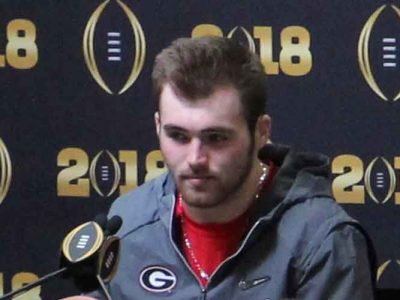 Georgia QB Jake Fromm Fractures Non-Throwing Hand, But Won't Miss Summer Workouts