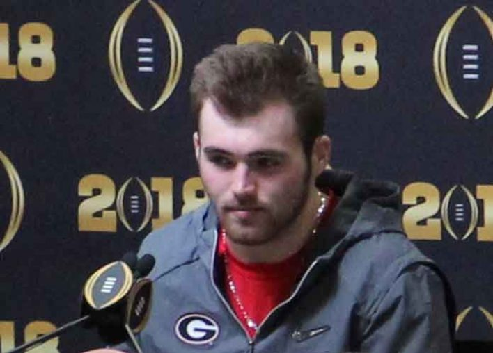 Bills' Rookie Jake Fromm Apologizes For 'Elite White Person' Text