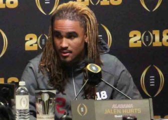 Alabama QB Jalen Hurts Enters Transfer Portal, Has One Year Of Eligibility Left