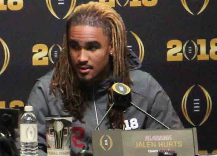 University Of Maryland Expected To Grab Alabama QB Jalen Hurts, Miami And TCU Also Interested