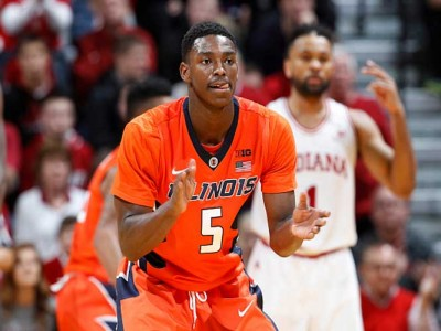 Maverick Morgan, Jalen Coleman-Lands Lead Illinois To 85-69 Win Over Michigan