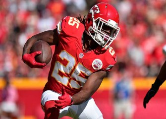 Jamaal Charles After Signing One-Year Deal With Broncos: Getting Cut By Chiefs Was 'Personal'