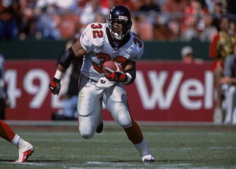 Ex-Falcons RB Jamal Anderson Accused Of Exposing Himself To Store Clerk