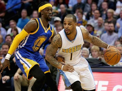 Nuggets Tie NBA Record With 24 3-Pointers in 132-110 Win Over Warriors