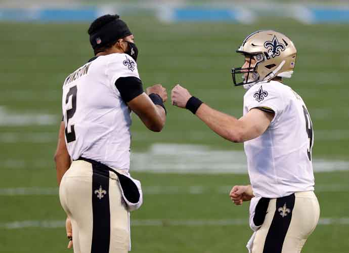 Jameis Winston Gets Emotional About Playing With Drew Brees