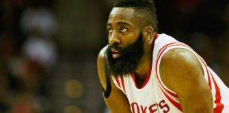 James Harden Leads Houston Rockets vs. Oklahoma City Thunder