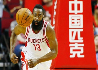 James Harden To Play As Houston Rockets' Full-Time Point Guard