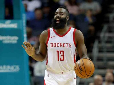 Rockets' James Harden Drops 60 Points In Big 158-111 Win Over Hawks