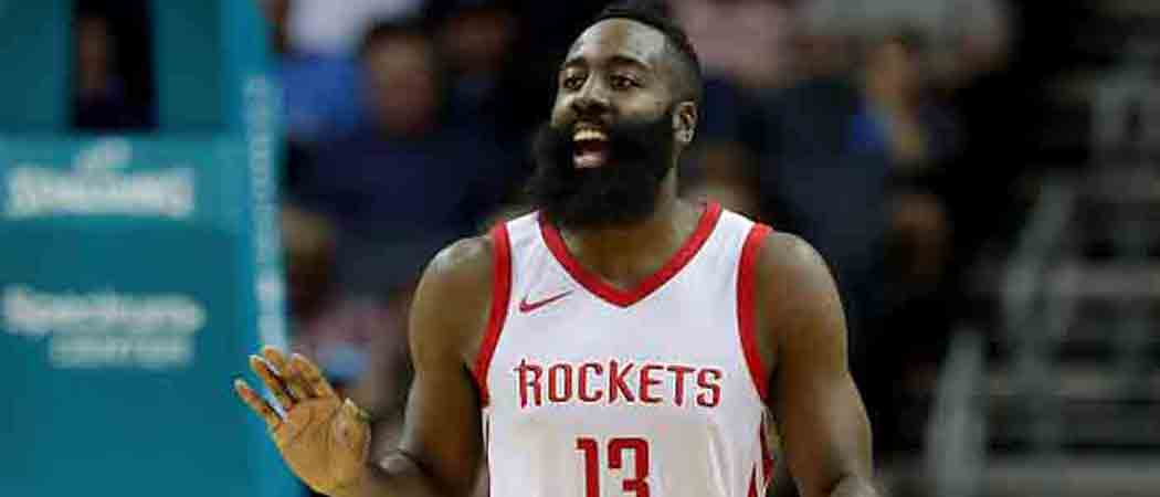James Harden Quits On Team As Houston Looks For A Trade To Be Done Quick