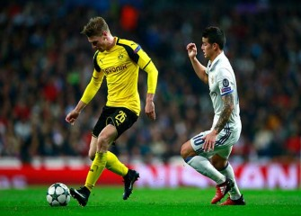 Borussia Dortmund Ties Real Madrid 2-2 To Secure Top Spot In Champions League Group F