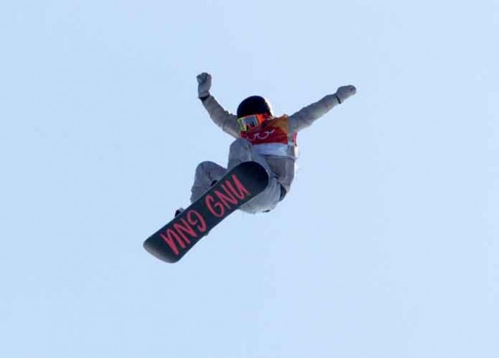 Winter Olympics 2018: Team USA's Jamie Anderson Defends Slope-Style Snowboarding Title In Pyeongchang [VIDEO]