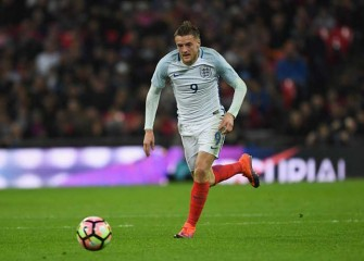 England's Jamie Vardy Celebrates Goal With Mannequin Challenge In 2-2 Friendly Tie Vs Spain