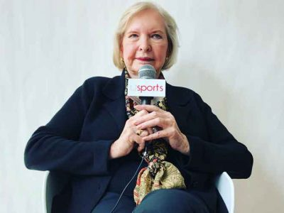 VIDEO EXCLUSIVE: Janet Guthrie On Being First Woman Driver At Indy 500, Part 3