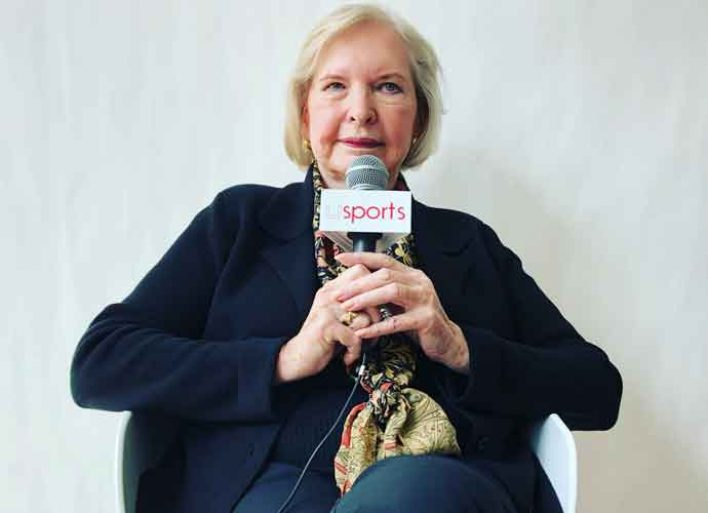 VIDEO EXCLUSIVE: Janet Guthrie, First Woman Driver At Indy 500, Part 2 On Arlene Hiss