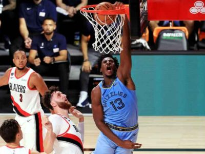 Memphis Grizzlies' Forward Jaren Jackson Jr. Out Rest Of Season With Meniscus Tear