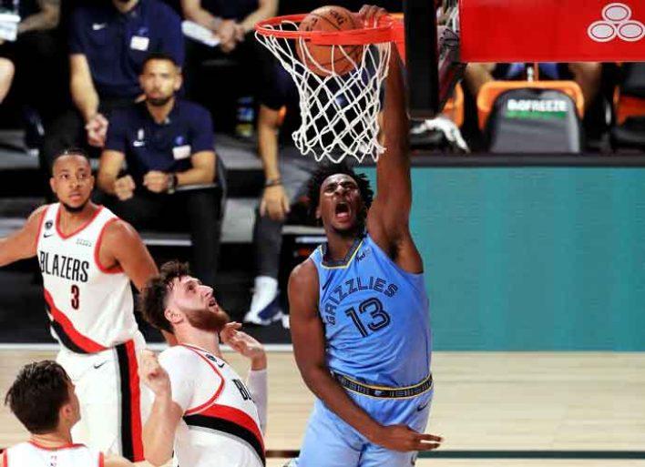 Memphis Grizzlies' Forward Jaren Jackson Jr. Out Rest Of Season With Meniscus Tear