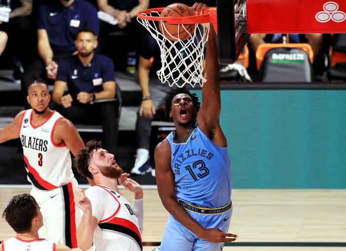Jaren Jackson Inks Contract Extension With Memphis Grizzlies