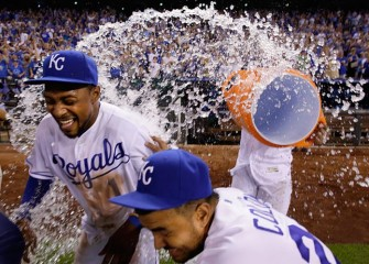 Jarrod Dyson Scores First Career Grand Slam In Royals' 7-3 Win Over Indians