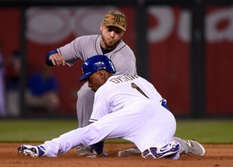 Royals Break Through In Eighth To Defeat Rays 6-2