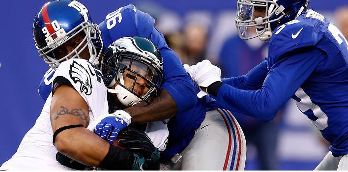 Giants Pull Offer From Jason Pierre-Paul Amidst Fireworks Incident
