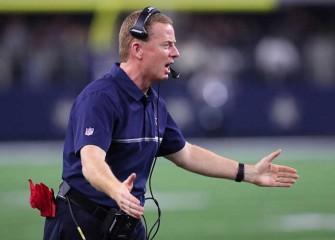 Cowboys' Jason Garrett Named 2016 NFL Coach Of The Year By PFWA