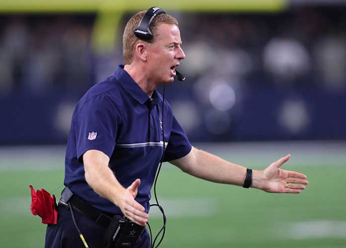 Jason Garrett Signs On As New OC For New York Giants