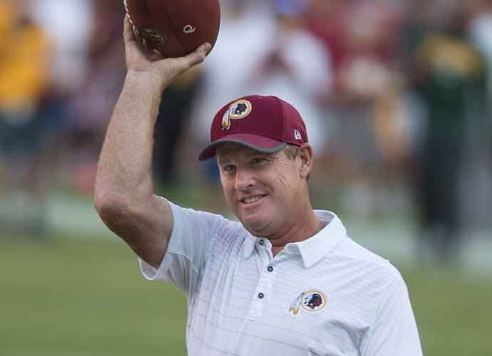 Jay Gruden Hired As Jaguars' Offensive Coordinator