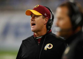 Redskins Coach Jay Gruden Fires Entire Defensive Staff