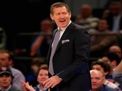 Knicks Fire Jeff Hornacek After 2 Seasons; Team Eyeing Villanova's Jay Wright As Potential New Coach