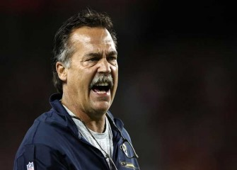 Rams Fire Coach Jeff Fisher After Losing Eight Of Nine Games
