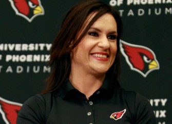 Jen Welter And Arizona Cardinals Make History, First Woman In NFL Coaching Position