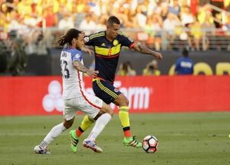 USA Falls To Colombia 2-0 In Copa America Centenario Opener