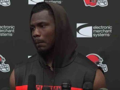 Browns Cut Jermaine Whitehead After Racist Twitter Rant, Death Threats Against Announcer Dustin Fox
