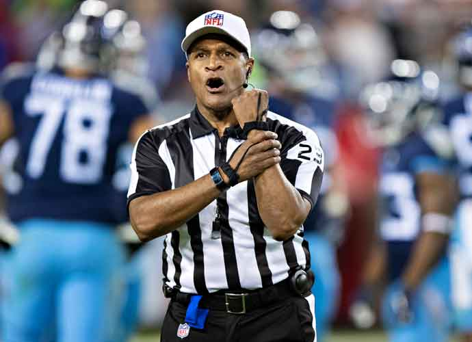 First All-Black Officiating Crew Will Work A NFL Game