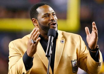 Ex-NFL RB Jerome Bettis Feels 'Taken Advantage Of' By League On Concussion Approach