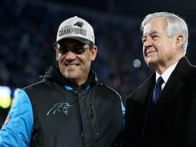 Roger Goodell Fines Outgoing Panthers Owner Jerry Richardson $2.75M For Workplace Misconduct