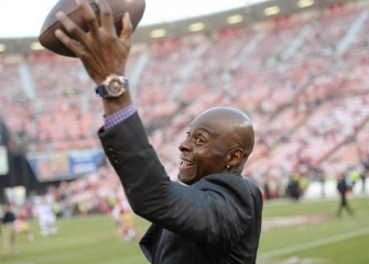 Jerry Rice Supports Colin Kaepernick, Anthem Protest After Initially Criticizing 49ers QB