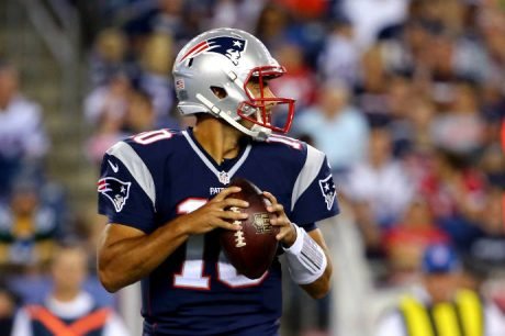 Niners Quarterback Jimmy Garoppolo Out For Season With ACL Tear