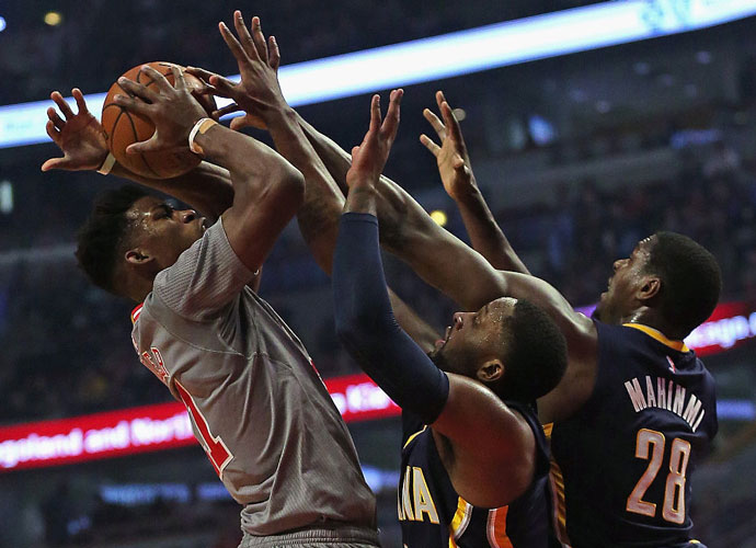 Jimmy Butler And Bulls Secure 96-95 Win Over Indiana Pacers
