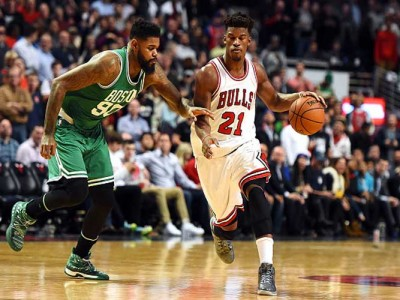 Dwyane Wade, Jimmy Butler Lead Bulls To 105-99 Win Over Celtics
