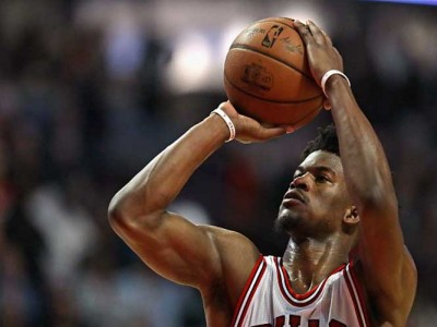 Jimmy Butler Scores 28 Points To Lead Bulls To 128-100 Rout Of Thunder