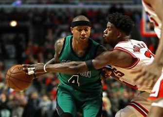 Jimmy Butler Scores 29 Points, Lifts Bulls To 104-103 Win Over Celtics
