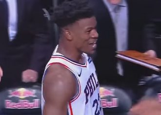 """Jimmy Butler Slams Blake Griffin, Says Pistons Star """"Can't Score On Me"""""""