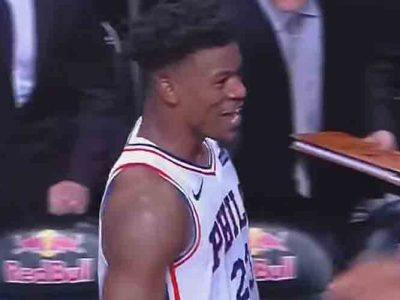 "Jimmy Butler Slams Blake Griffin, Says Pistons Star ""Can't Score On Me"""
