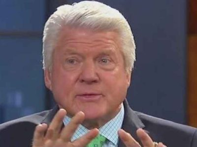 Jimmy Johnson Emotional After Being Informed Of Hall Of Fame Induction