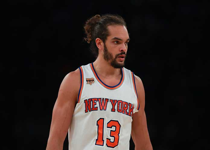 Watch: Knicks' Joakim Noah Grimaces After Airball On Free Throw In 109-103 Win Over Pacers
